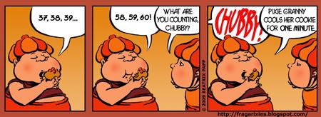 Pixie Comics #001